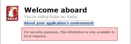 Ruby on Rails サンプルアプリ 成功
